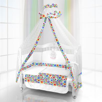 Комплект постельного белья Beatrice Bambini Unico Bambola (125х65)