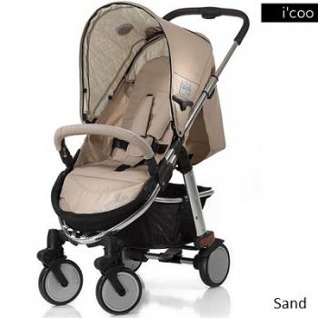 Прогулочная коляска iCoo Primo