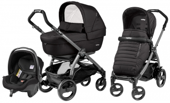Коляска 3 в 1 Peg Perego Book 51 Breeze Modular System (шасси Jet)