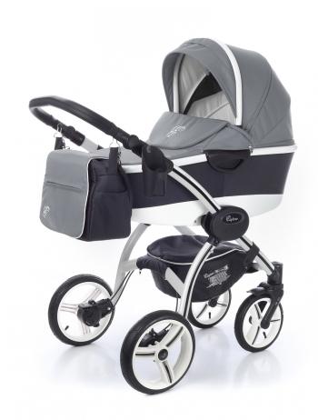 Коляска для новорожденных Esspero I-Nova Alu (шасси Grey)