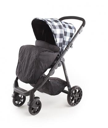 Прогулочная коляска Cozy Smart