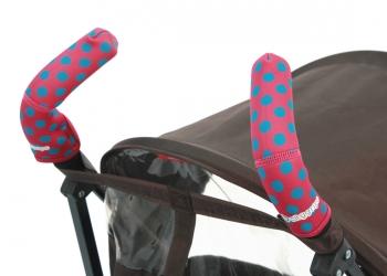 Чехлы Choopie CityGrips на ручки для коляски-трости