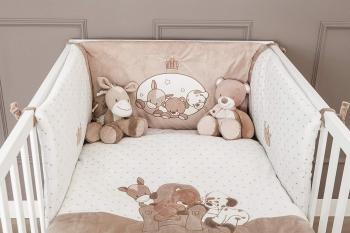 Бортик для кровати универсальный Nattou