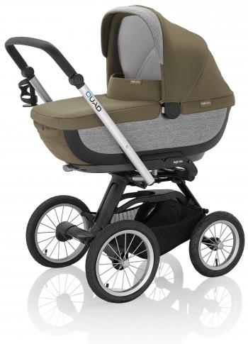 Коляска для новорожденных Inglesina Quad XT