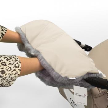 Муфта для рук на коляску Esspero Solana Lux