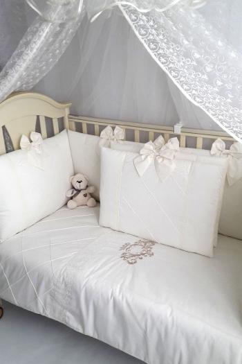 Комплект постельного белья Eco Line Нежная Зефирка (11 предметов)