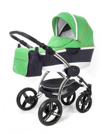 Коляска для новорожденных Esspero I-Nova Alu (шасси Chrome)