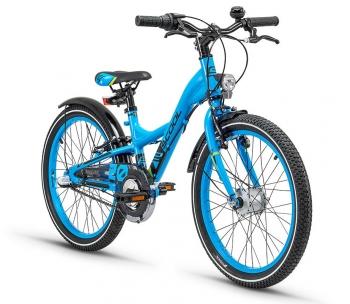 Велосипед SCOOL XXlite alloy 20, 3 ск. Nexus