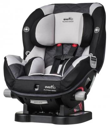 Автомобильное кресло Evenflo Triumph™ Platinum Series™