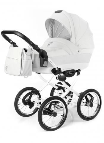 Коляска для новорожденных Esspero Grand Classic (шасси White)