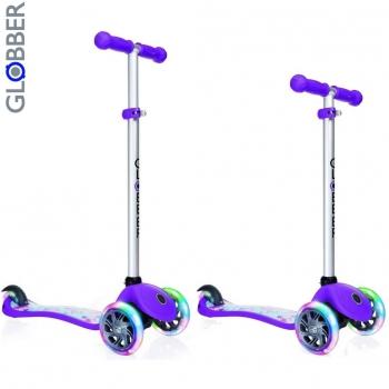 Самокат GLOBBER PRIMO Fantasy с 3 светящимися колесами