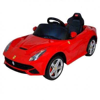 Электромобиль Rastar Ferrari F12