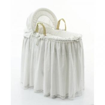 Плетеная люлька Fiorellino Premium Baby