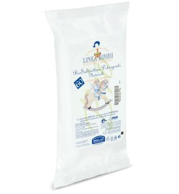 Детские органические влажные салфетки Helan (60 штук)