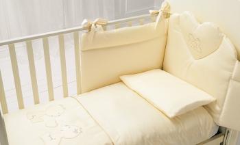 Комплект белья Baby Expert Cuore di Mamma (4 предмета)