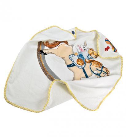 Хлопковое банное полотенце Helan