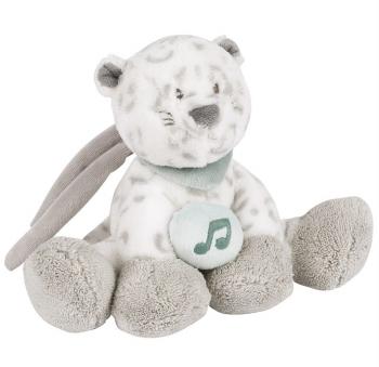 Мягкая музыкальная игрушка Nattou Soft Toy Mini Loulou, Lea Hippolyte