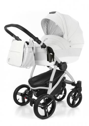 Коляска для новорожденных Esspero Grand Newborn Lux (шасси Grey)