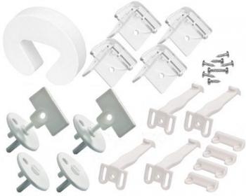 Набор пластиковых защитных устройств Safety 1st (13 шт.)