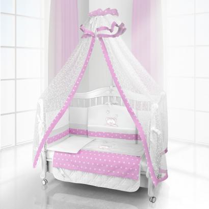 Комплект постельного белья Beatrice Bambini Unico Capolino (125х65)
