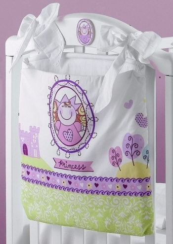 Сумка на кроватку Roman Baby PRINCIPESSA