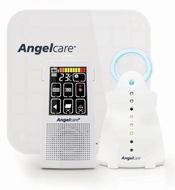 Сенсорная радионяня с монитором дыхания AngelCare АС701
