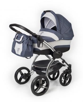 Коляска для новорожденных Esspero I-Nova (шасси Chrome)
