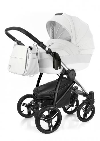 Коляска для новорожденных Esspero Grand Newborn Lux (шасси Chrome)