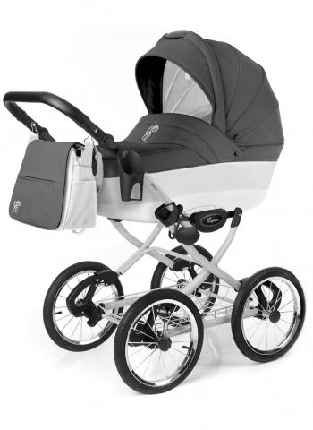 Коляска для новорожденных Esspero Grand Classic (шасси Grey)