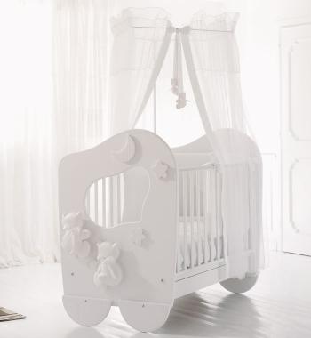 Детская кроватка Baby Expert Dieci Lune