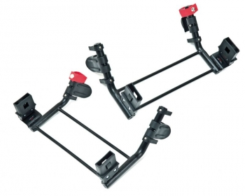 Адаптер для коляски TFK Twin Trail для установки автокресел set
