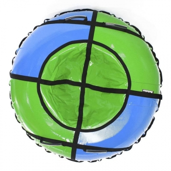 Тюбинг Hubster Sport Pro синий-зеленый