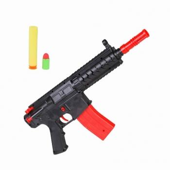 Оружие 2 в 1 YAKO. Стреляет безопасными пулями, Y4640125