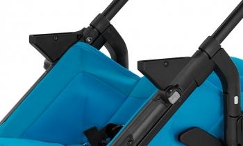 Комплект адаптеров для коляски Inglesina Zippy light /автокресла Huggy