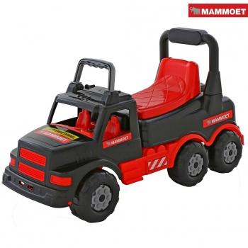 Автомобиль-каталка Mammoet