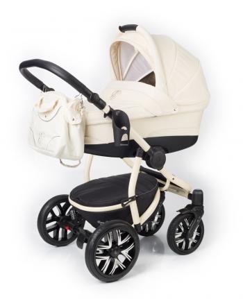 Коляска для новорожденных Esspero Discovery (шасси Beige)