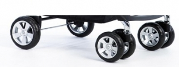 Комплект колес для коляски Zooper Waltz