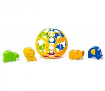 Развивающая игрушка-сортер Oball