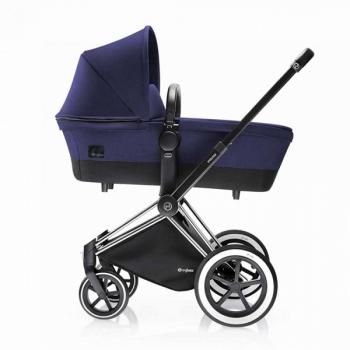 Детская коляска для новорожденных Cybex Priam (шасси Trekking)