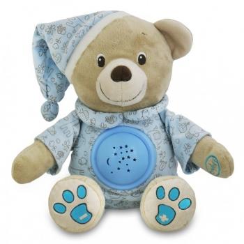 Игрушка Baby Mix Мишка с музыкой и ночником
