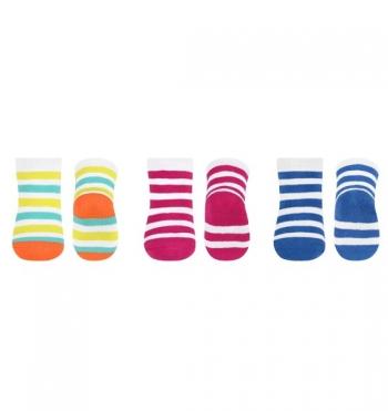 Носки махровые BabyOno противоскользящие 6 м+