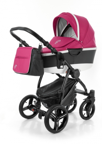 Коляска для новорожденных Esspero Newborn Lux Alu (шасси Black)