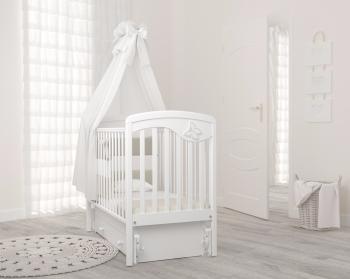 Детская кроватка Gandilyan (Гандылян) Джулия маятник