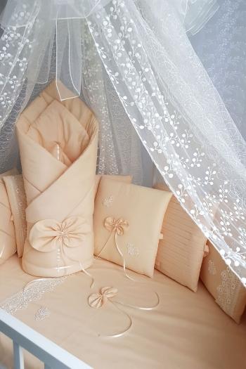 Комплект постельного белья Eco Line Бабочка (18 предметов)