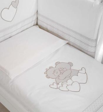 Комплект белья Baby Expert Tenerezze(4 предмета)