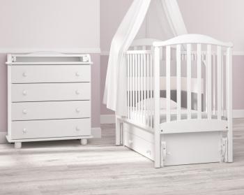 Детская кроватка Gandilyan (Гандылян) Людмила (маятник)