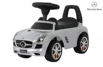 Каталка-автомобиль Mercedes-Benz с музыкой