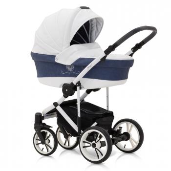 Коляска для новорожденных Esspero LE Alesund (шасси White)