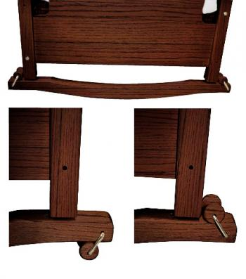 Качалка для кровати Micuna CP-615 (120x60)