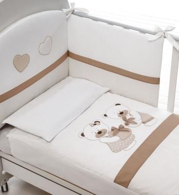 Комплект белья Baby Expert Bon Bon (4 предмета)